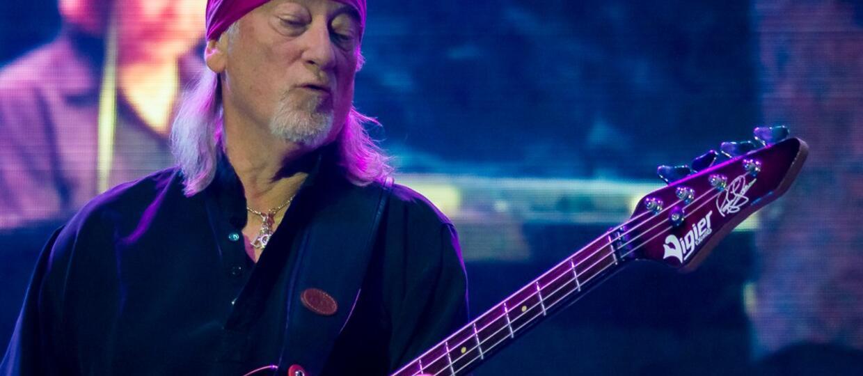 Roger Glover z Deep Purple
