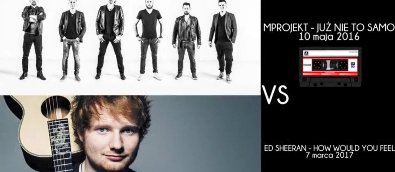 Czy Ed Sheeran splagiatował fragment utworu polskiej grupy poprockowej?