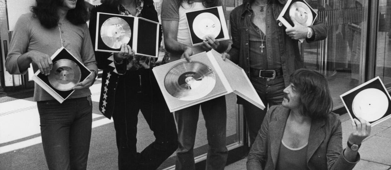 Czy jest szansa na koncerty Deep Purple z Ritchiem Blackmorem?