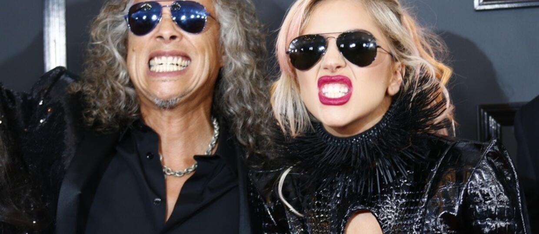 Czy według Kirka Hammetta Metallica będzie współpracować z Lady Gagą?