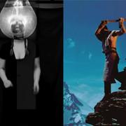 Das Moon z coverem Depeche Mode
