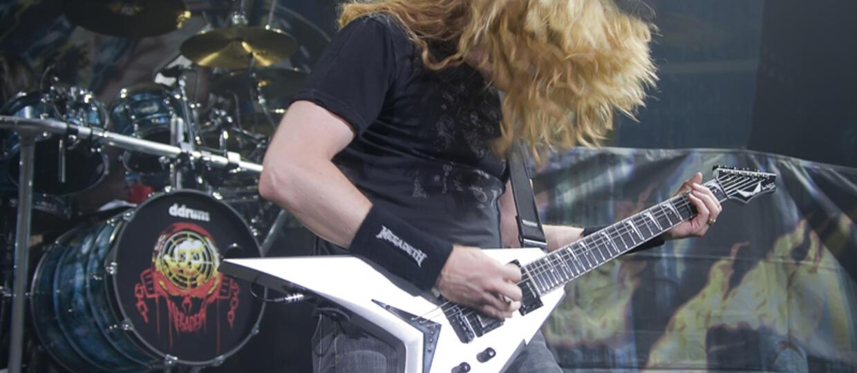 Dave Ellefson potwierdza, że Megadeth pracuje nad nowym albumem