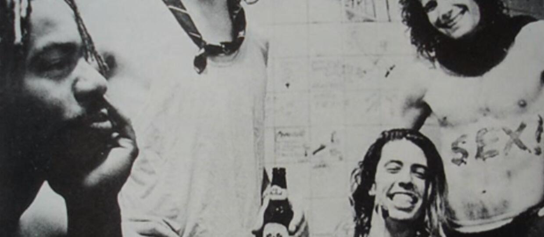 Dave Grohl przypomniał płytę swojego pierwszego zespołu