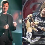 """Dave Grohl: """"Smells Like Teen Spirit"""" ma taką samą aranżację, jak piosenka Ricka Astleya"""