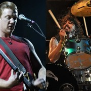 Dave Grohl zagra na nowym albumie Queens of the Stone Age?