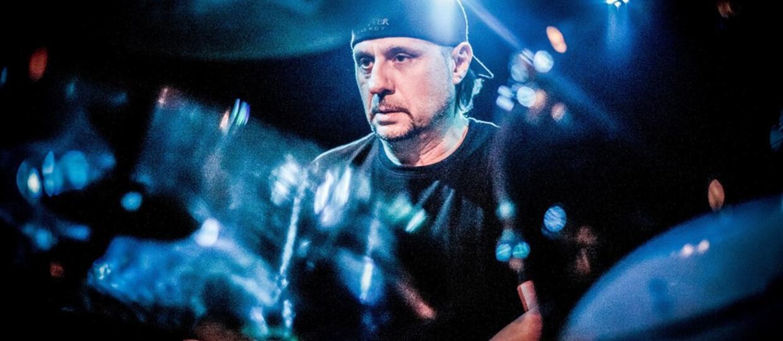 Dave Lombardo na pierwszych występach z Suicidal Tendencies