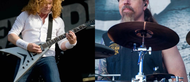 Dave Mustaine: Chris Adler nie ma już nic wspólnego z Megadeth