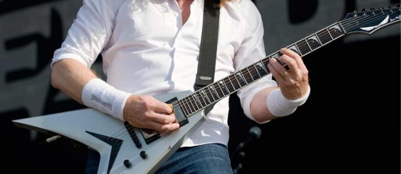 Dave Mustaine: Dzisiejszym metalowym kapelom brakuje wyróżniających się solówek