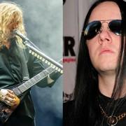 Dave Mustaine gościnnie w singlu zespołu Joeya Jordisona, Vimic