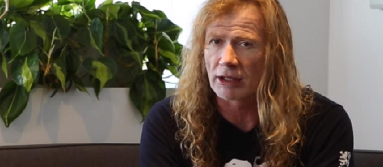 Dave Mustaine: Heavy metal jest popularniejszy, kiedy świat jest pod dużym stresem