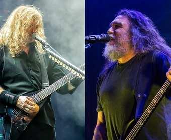 Dave Mustaine liczy na koncert Wielkiej Czwórki Thrashu, zanim Slayer przejdzie na emeryturę