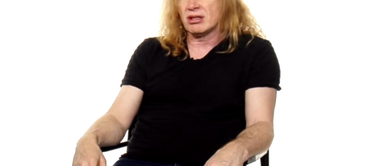Dave Mustaine: Megadeth to kilka gwiazd i ja - żywa legenda