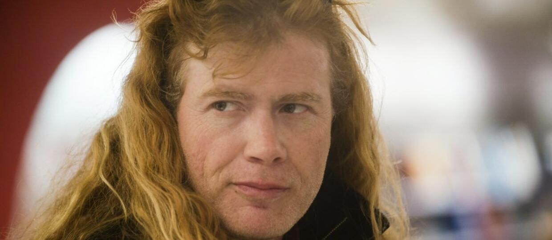 Dave Mustaine nie złoży hołdu Nickowi Menzie?