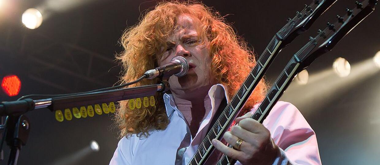 Dave Mustaine: Numetalowi gitarzyści nie umieją grać