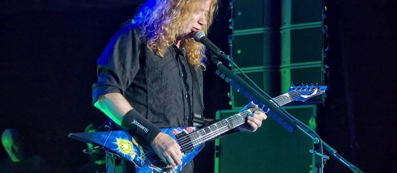 Dave Mustaine o swoim ulubionym riffie Megadeth