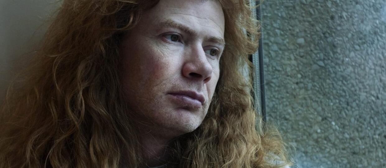 Dave Mustaine o ulubionym utworze stworzonym z Metallicą