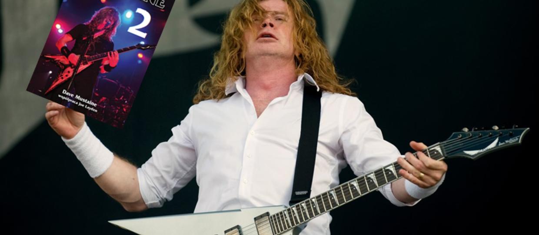Dave Mustaine pracuje nad drugą książką