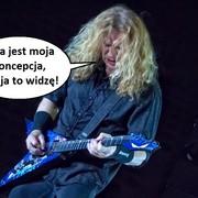 Dave Mustaine proponuje koncerty Wielkiej Czwórki Thrashu z Exodusem zamiast Metalliki