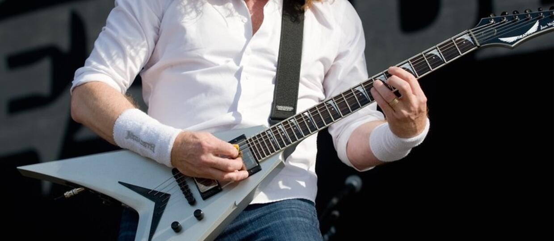 Dave Mustaine: To kłamstwo, że ciężko się ze mną pracuje