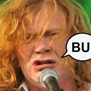 "Dave Mustaine użyczył głosu do filmu ""Halloween Pussy Trap Kill! Kill!"""