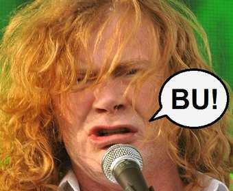 """Dave Mustaine użyczył głosu do filmu """"Halloween Pussy Trap Kill! Kill!"""""""