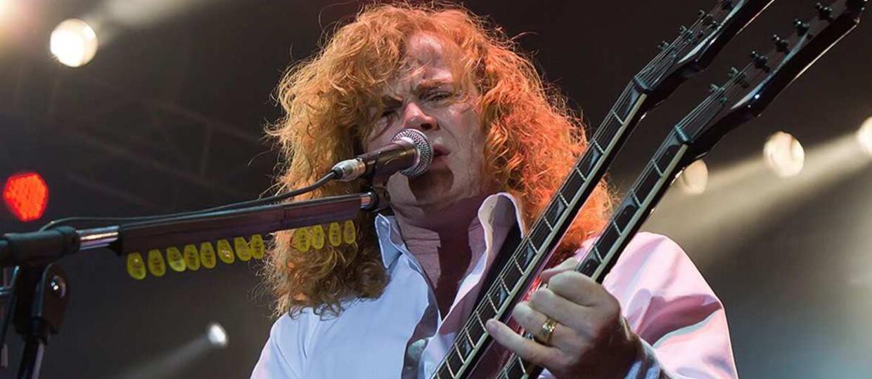 Dave Mustaine: Wciąż nie czuję się dobrze jako wokalista