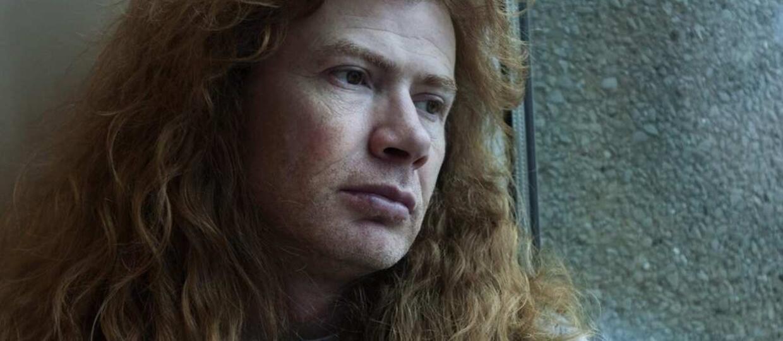 Dave Mustaine wspomina Nicka Menzę