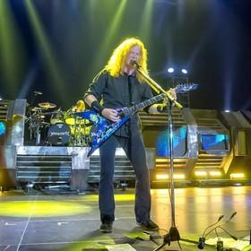 Dave Mustaine wymienił najlepszych gitarzystów Megadeth