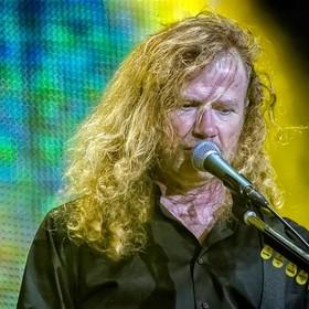 Dave Mustaine z Megadeth zachorował na boreliozę