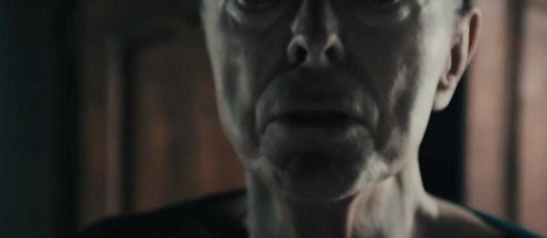 """David Bowie w klipie do """"Lazarus"""""""