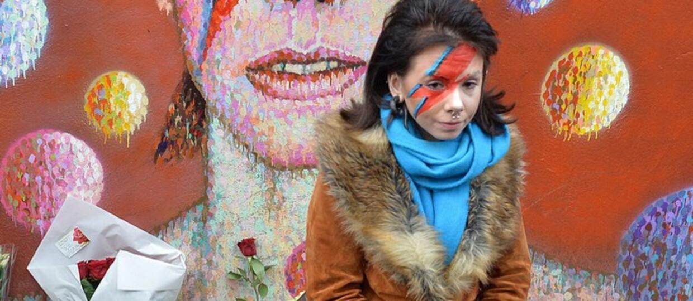 David Bowie został pożegnany przez tysiące fanów w Brixton