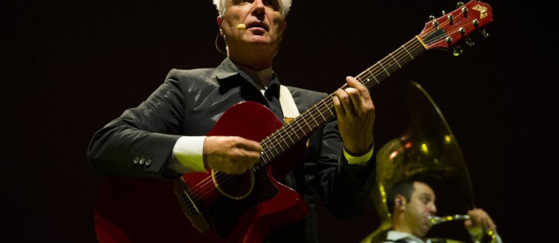 David Byrne: Żałuję, że do nagrania nowego albumu nie zaprosiłem żadnej kobiety