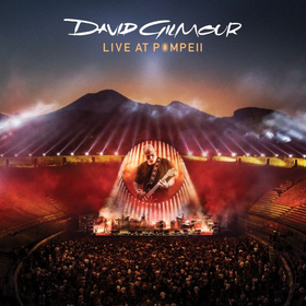 David Gilmour wydał koncertówkę z koncertu w amfiteatrze w Pompejach