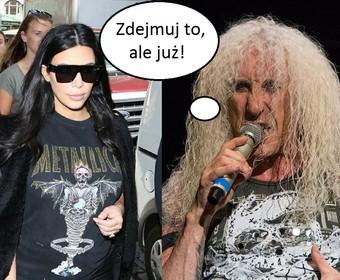 """Dee Snider o celebrytach w koszulkach metalowych zespołów: """"Metal nie jest ironiczny! Fiu*y"""""""
