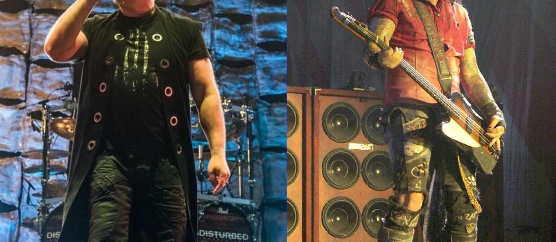 Disturbed i Sixx:A.M. w coverach U2 i The Who
