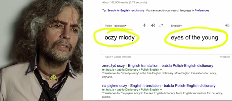 Dlaczego amerykański zespół stworzył płytę o polskim tytule?