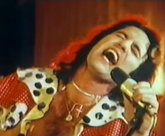 AC/DC pierwszy wokalista Dave Evans