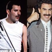 Dlaczego Sacha Baron Cohen zrezygnował z roli Freddiego Mercury'ego?