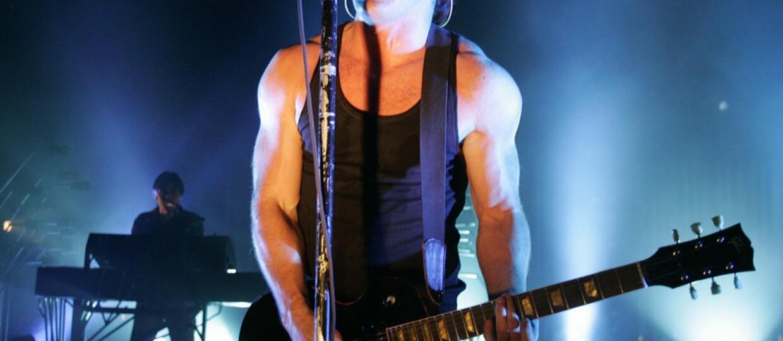 Trent Reznor z Nine Inch Nails