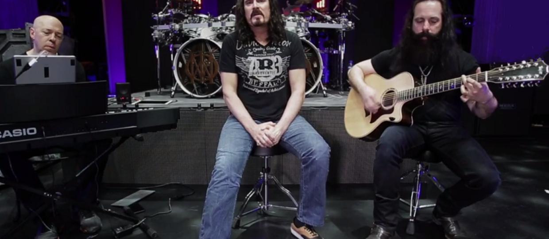 Dream Theater w akustycznym coverze Pink Floyd