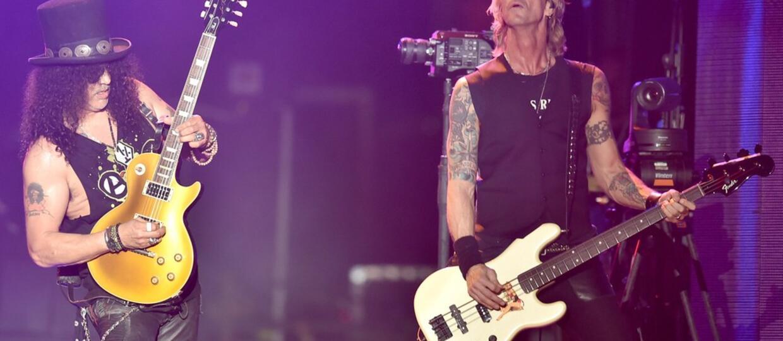Duff McKagan i Slash opowiedzą o początkach Guns N' Roses