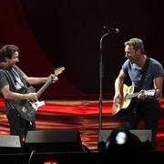 Eddie Vedder i Chris Martin wystąpili na jednej scenie