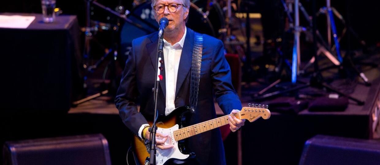 Eric Clapton ma problemy ze zdrowiem i grą na gitarze