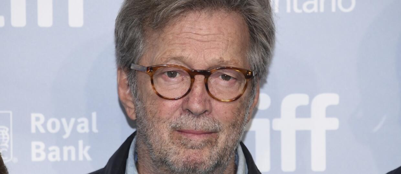 Eric Clapton: Wstydzę się swoich rasistowskich wypowiedzi