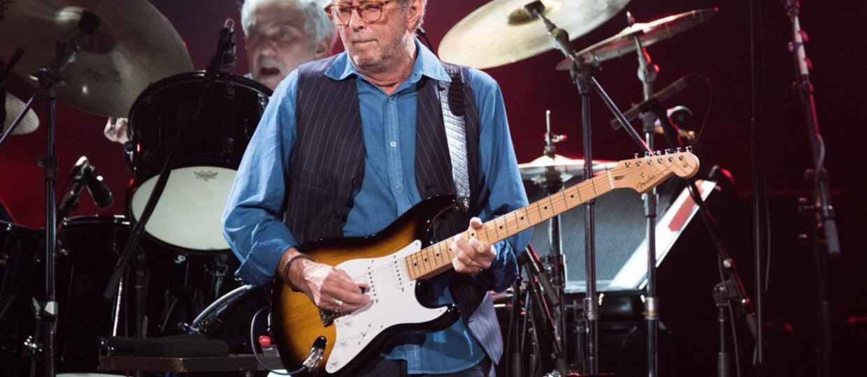 Eric Clapton: Zaczynam tracić słuch, dziwię się, że jeszcze żyję
