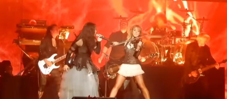 Evanescence zagrał cover utworu Ozzy'ego Osbourne'a ze słynną skrzypaczką