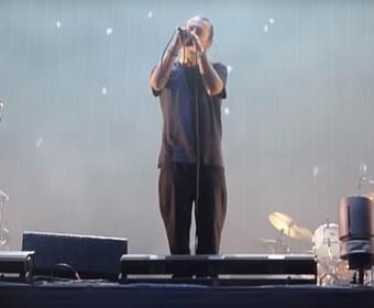 Fani Radiohead przeżyli chwilę grozy. Thom Yorke uspokoił ich śpiewem