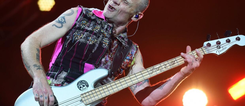 Flea musiał na nowo nauczyć się grać na basie po wypadku