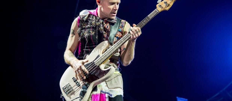 Flea z Red Hot Chili Peppers: Rock umarł