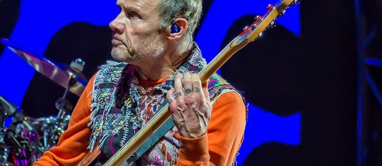 Flea z Red Hot Chili Peppers zagra w filmie z Russelem Crowe i Nicole Kidman